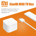 Original XiaoMi MIUI TV Box MT8685 Quad Core Android 4.4.2 Set-top Boxes 1GB RAM 4GB ROM WiFi Bluetooth4.0 Smart Media Player