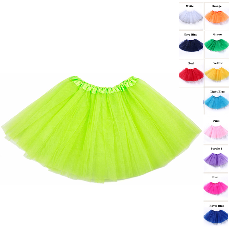 Short Tulle Skirt Slip 40cm Dance Halloween Petticoat Elastic Waist Girls Ballet Womens Summer Beach Underskirt Rockabilly Tutu