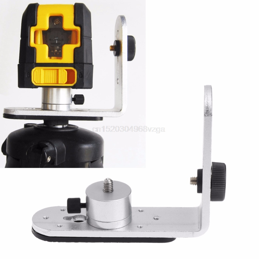 1/4 Laser Level L-bracket Leveling Super Strong Iron Magnet Adsorption Bracket M05