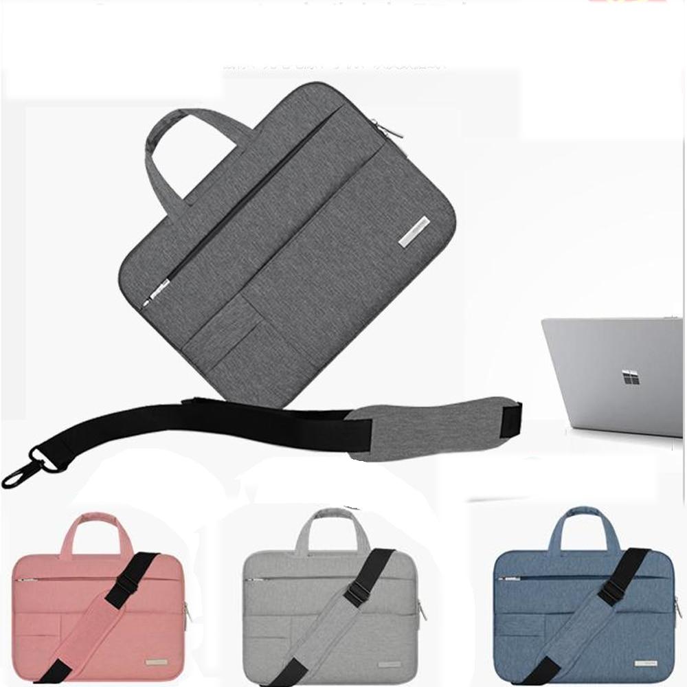 Laptop Bag 11 12.5 13 14 15.6 inch Shoulder Bag Notebook Case for Dell Asus Acer <font><b>Hp</b></font> Lenovo Xiaomi Waterproof <font><b>Handbag</b></font> 12 13.3