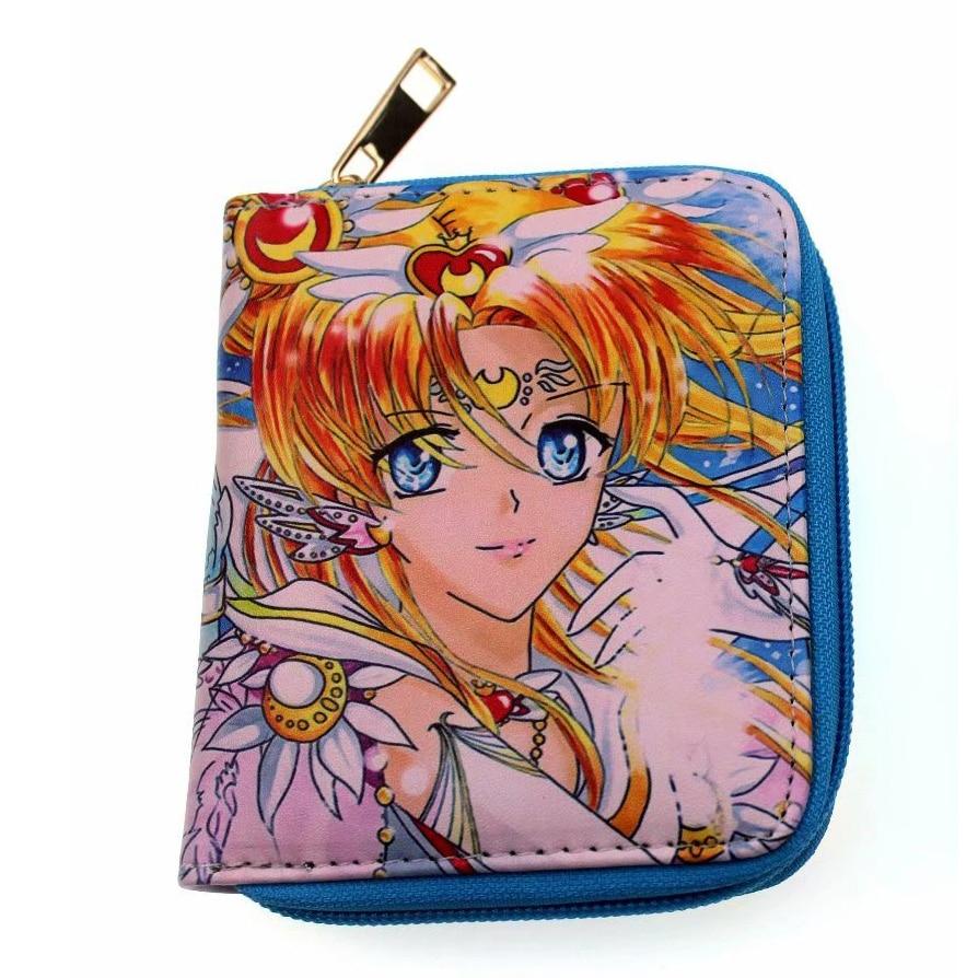 Kawaii Girl Lady Leather Coin Purse Mini Clutch Bag Lovely Cartoon Design Hello Kitty Women Gifts Zipper Wallet Dollar Price