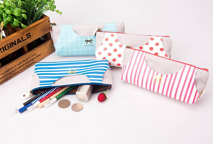 Novelty Cute 4shirts Design Coin Bag Girls Pocket Coin Purse Bag & Wallet Factories And Mines Size 20cm Canvas Gift Bag Pouch