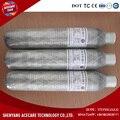 0.5L cilindro De Fibra De Carbono a la venta para paitball fibra de carbono del cilindro de gas del cilindro de gas vacío-T