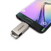 Otg Usb Flash Drive Per Il Telefono Android Micro Usb Pendrive 64 GB Pen Drive Mini Usb del Bastone 32 GB Esterno stoccaggio 8 GB Disk On Chiave