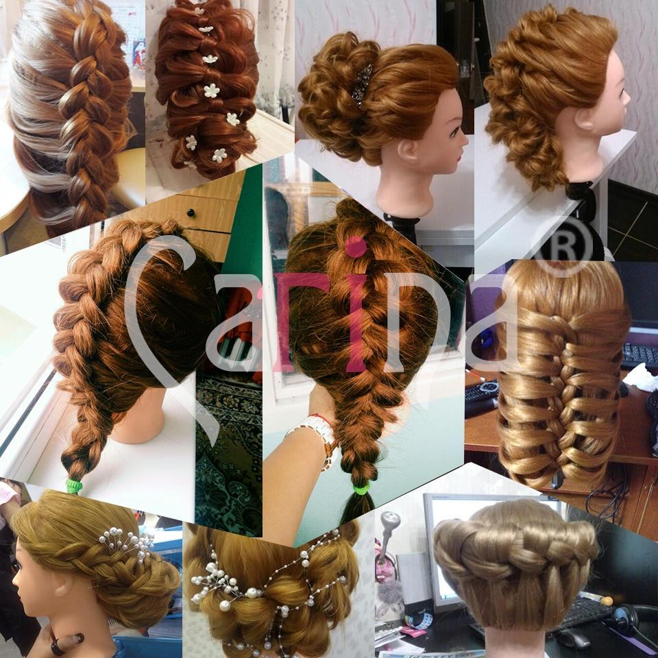 Schaufensterpuppe Kopf Friseur Kopf für Frisur Mannequin Nähen - Kunst, Handwerk und Nähen - Foto 6