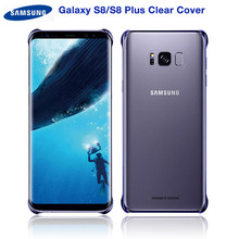 Original Samsung Shockproof Phone Case Soft Shell for S8 S8plus Plus S8+ SM-G Stealth TPU Mobile Cover 6 Colors
