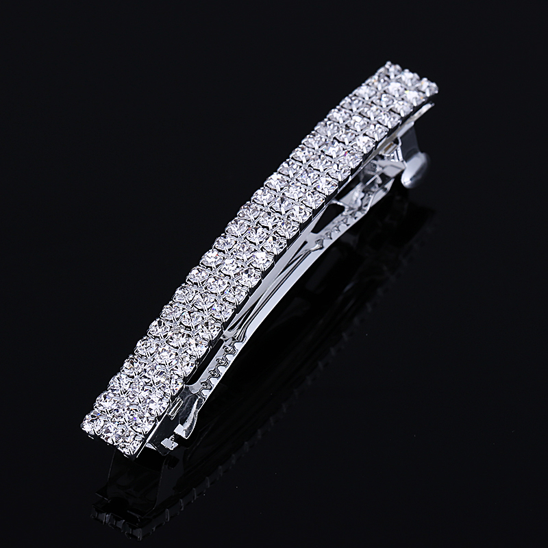 2017 Hot Promotion Classic Barrettes Lovely 3 Row