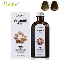 150ml Dexe Pure Natural Morocco Argan Oil Hair Care For Dry And Maintenance Hair Nutrition Essential