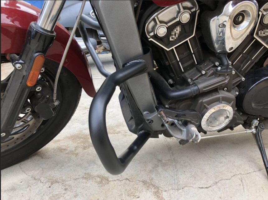Engine Guard Highway Crash Bar Fit For Indian Scout 2015-2018 Sixty 2016-2018 17