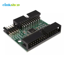 einkshop 1050 Chip Decoder Board For HP Designjet 1050 1055 5000 5000ps 5100 5500 5500PS 5500MFP Printer Decoder Card цена и фото