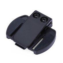 Headset V6 BT Bluetooth Motorcycle Motorbike Helmet Intercom Headset Bracket Clip Holder Convenient to Install Compact to Use