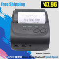 JP-5802LYA 58mm Portablle Android Bluetooth Thermal Printer Receipt Printer for mobile POS printer with bluetooth ticket printer