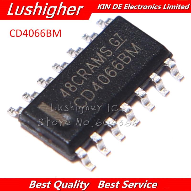 20PCS CD4066BM SOP CD4066BM96 SOP14 CD4066 SMD New Original IC