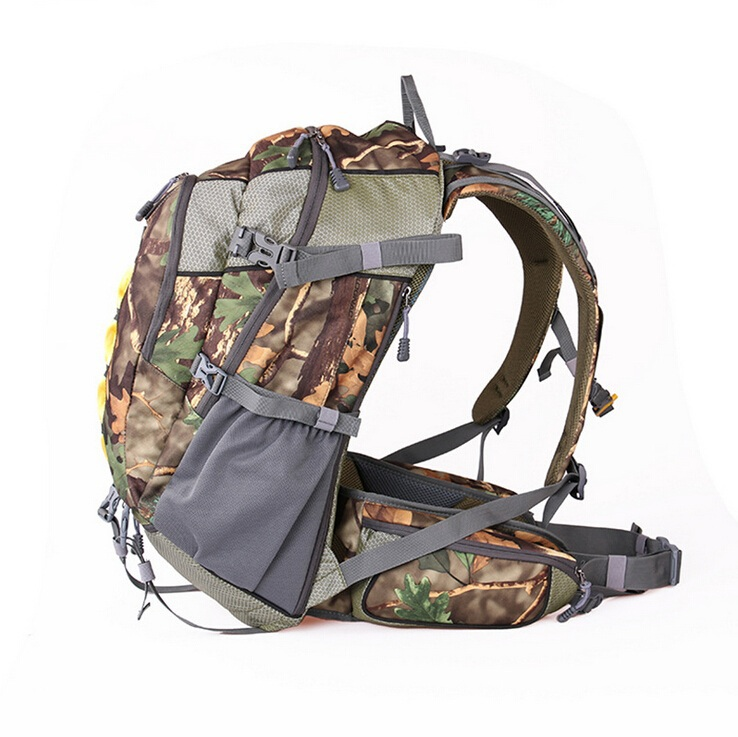 JUNGLEMAN Waterproof Unisex Photography Camouflage Bow Backpack Hanging Bear Survival Backpack KUDU Military Army Bags pivothead ph410 kudu camouflage экшн камера