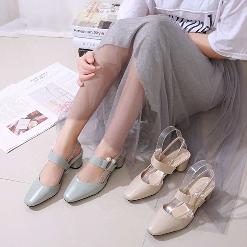 Fashion Summer Women High Heel Shoes Comfortable Buckle Footwear Womens Pumps Female Sandals Party Wedding Shoes zapatos mujer womens fashion high heel strappy crossover barely there buckle party stiletto sandals shoes xd195