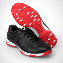 Hommes Chaussures De Golf Imperméable Sports de Plein Air Chaussures EVA Semelle Intercalaire Microfibre En Cuir Respirant Anti Dérapage Ongles Pointes Twist(China)