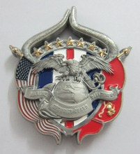Low price eagle sign american military silver coin