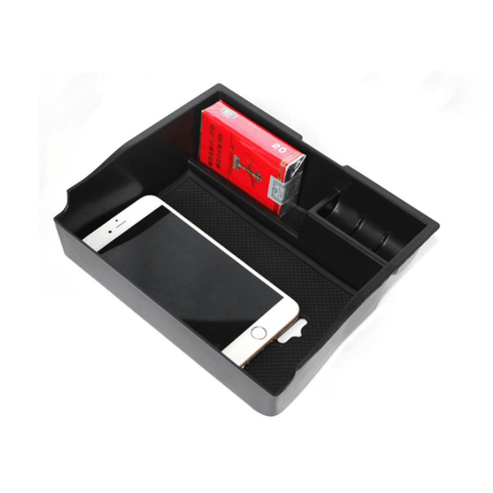 Für 11-17 Toyota Sienna Armlehne Storage Box Auto Center Konsole Fall Organizer Fach Halter Innen Auto-Styling auto Zubehör