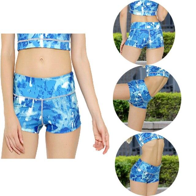 Summer Women Shorts Women Compression Short  Workout Fitness Girls Summer