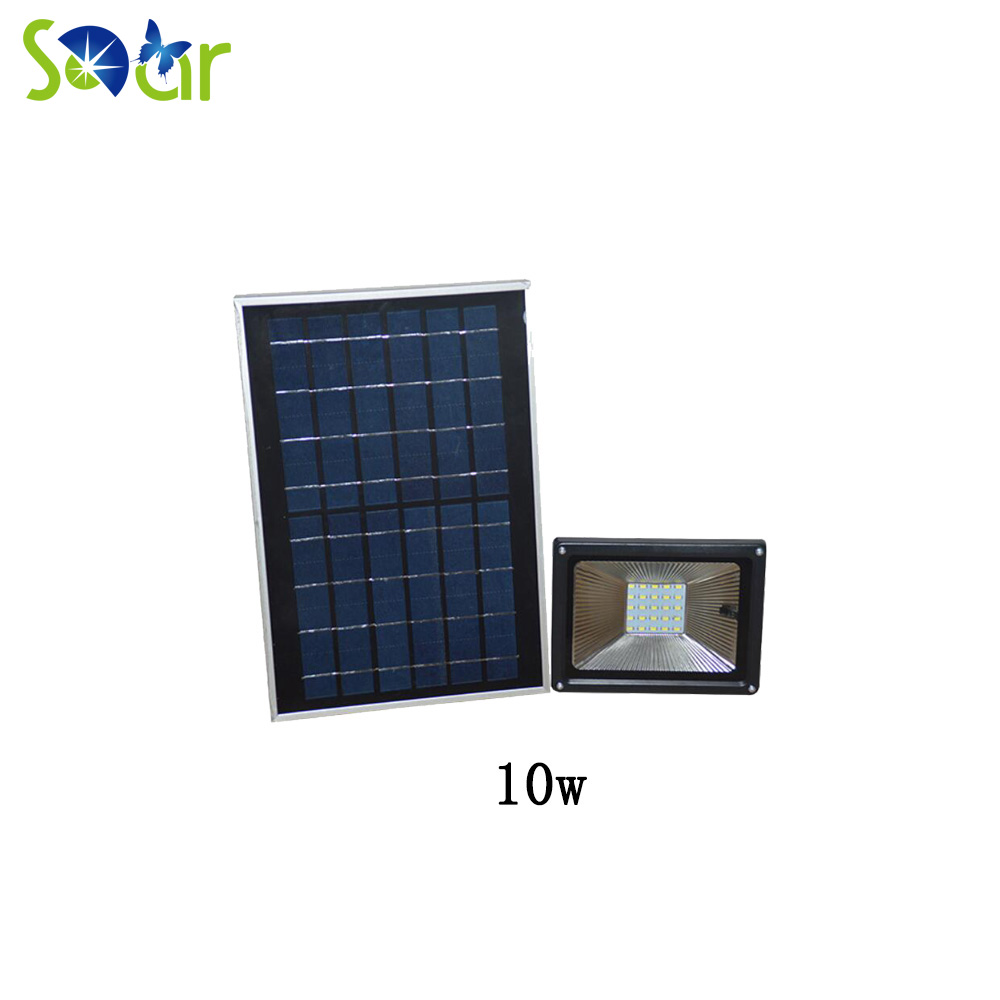 NEW Solar Remote Flood Light 10W 20W 30W 50W Led Floodlight Outdoor Street Garden Solar Light energia solar Lamp luminaria