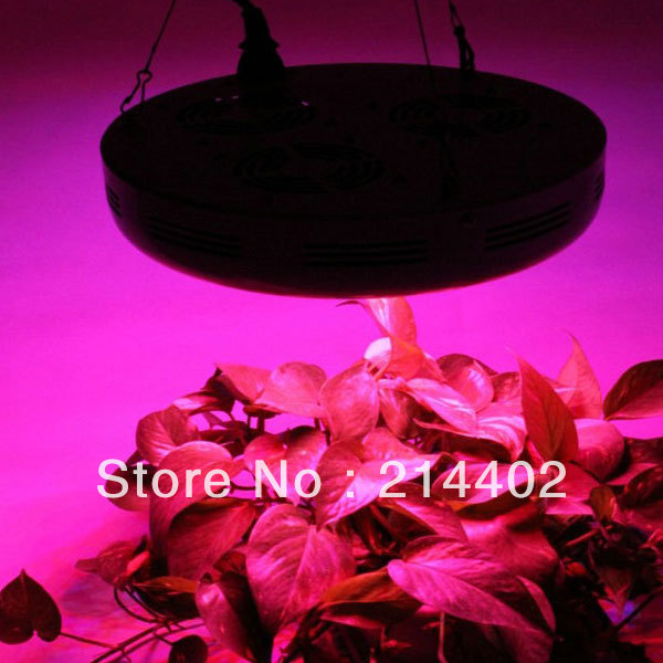 Free shipping Blackstar UFO Led Hydroponics lighting 135W,built with 45 pcs 3W leds,dropshipping