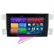 "Roadlover Android 6,0 2 г + 16 ГБ 8 ""Car gps навигации аудио для Suzuki Grand Vitara 2007- 2013 стерео 4 ядра плеер 2Din NO DVD"