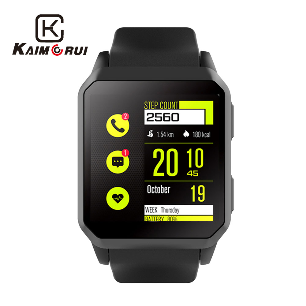 Kaimorui Smart Watch IP68 Waterproof Bluetooth Smartwatch Android 5.1 Watch Phone with GPS WiFi SIM Card for Android IOS Phone стоимость