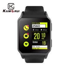 Купить с кэшбэком  Kaimorui Smart Watch IP68 Waterproof Bluetooth Smartwatch Android 5.1 Watch Phone with GPS WiFi SIM Card for Android IOS Phone