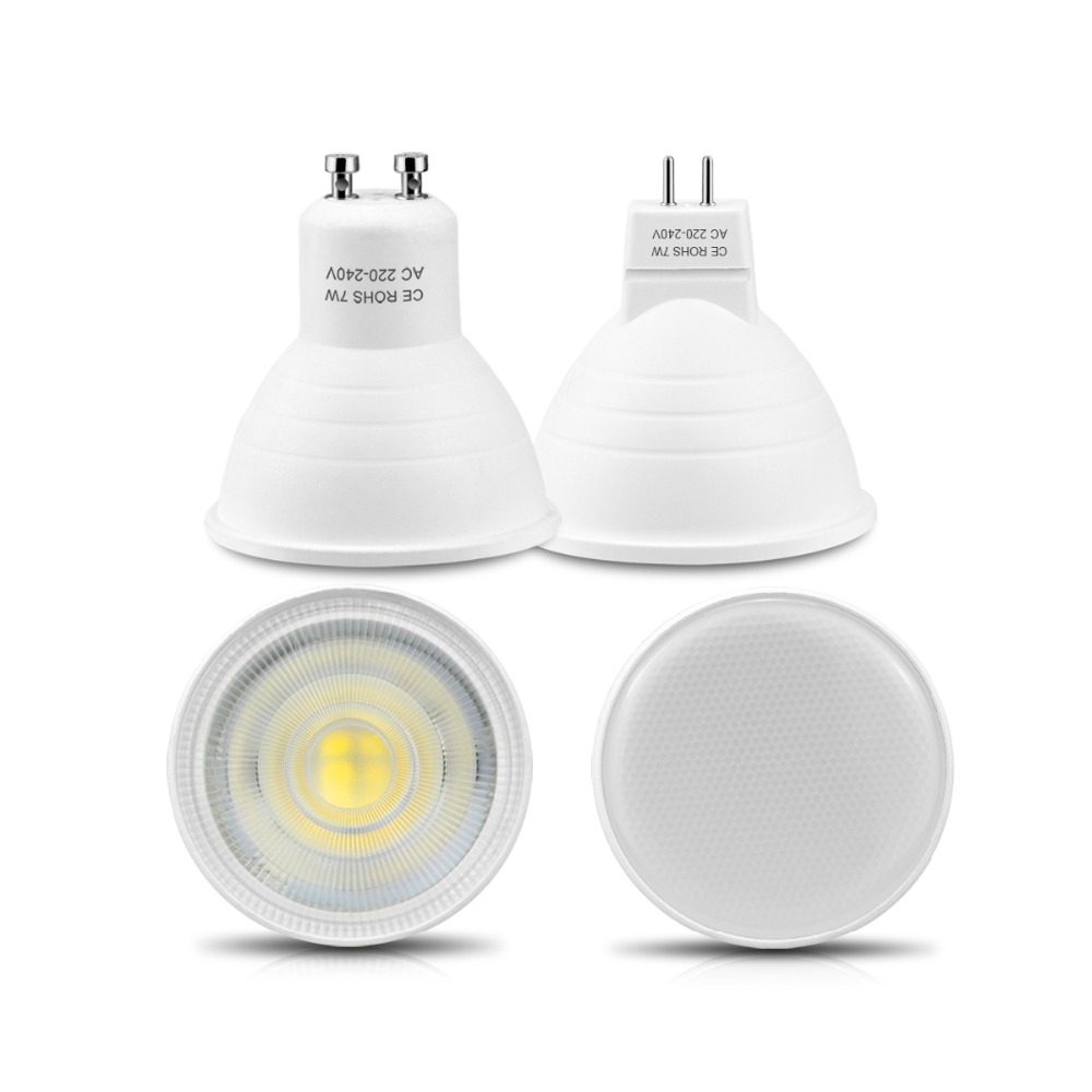 Led Licht Cut Rate 7 Watt High Power Mr16 Led Lampe Ac 220 V 2835 Smd Gu10 Led Licht Mit Schutzkappe