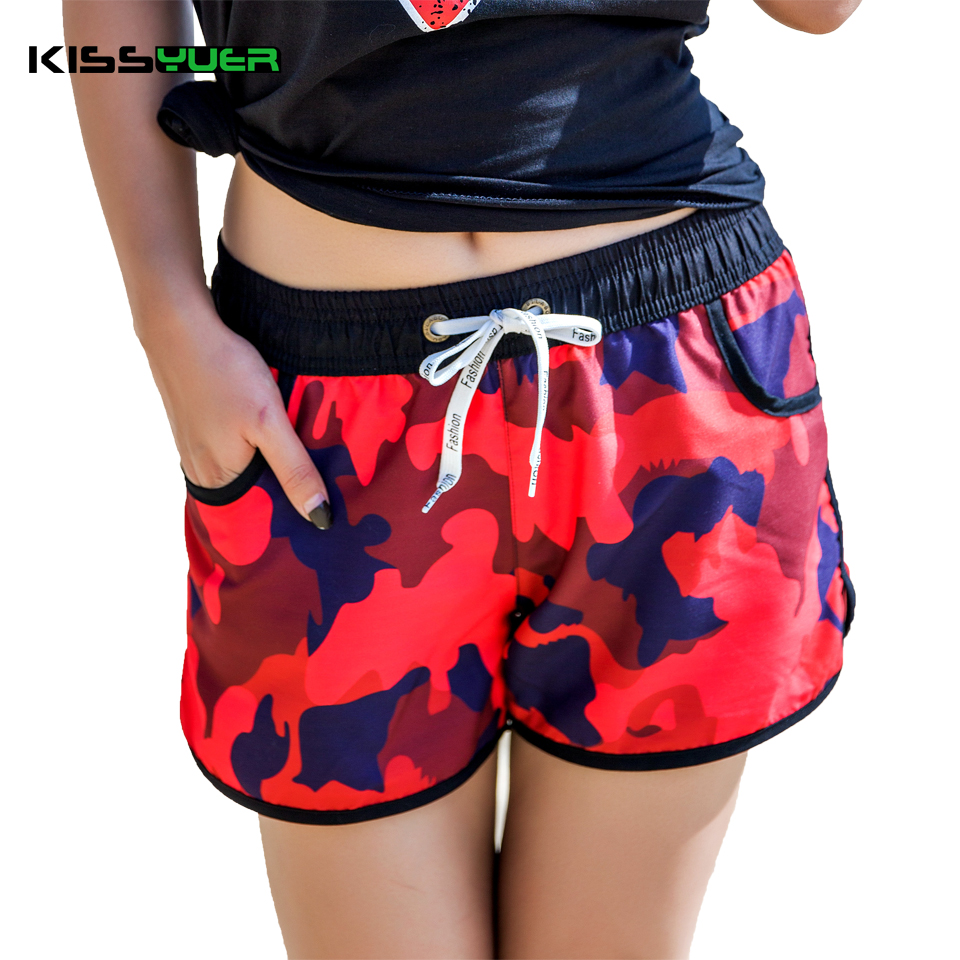 Ladies Red Shorts Promotion-Shop for Promotional Ladies Red Shorts ...