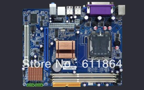 New Arrival G41 Computer font b Motherboard b font l5420 Quad Core 2 5g ddr3 1g