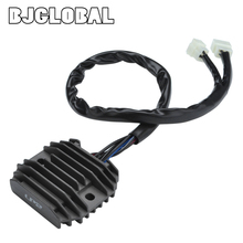 For Kawasaki NINJA ZX-6R ZX636 ZX-6RR ZX600N 2005-2006 12V Voltage Motorcycle Boat Regulator Rectifier Scooter Moped Charger ATV motorcycle voltage regulator rectifier for kawasaki ninja zx 12r ninja zx 9r