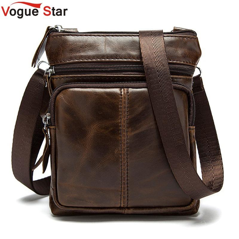 Prix pour Vogue star! nouveau Arrivé Marque véritable en cuir hommes sac de mode sac de messager de bussiness BK7009
