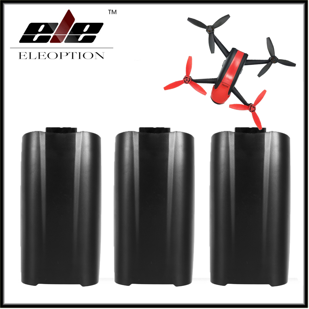 3x High Quality Eleoption 11.1V 3200mAh Upgrade Rechargeable Battery For Parrot Bebop 2 Drone Quadcopter