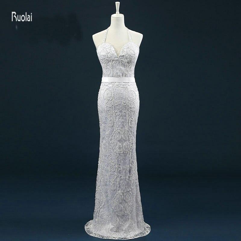 Elegants Vestido de Noiva apvalks kāzu kleitas Beading bezgala garās līgavas kleitas ar noņemamu spilvenu 2017 Robe De Mariage