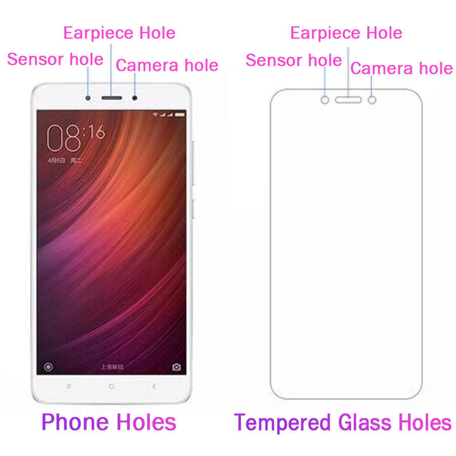 Закаленное стекло, для Xiaomi Redmi Note 4, стекло, Sereen протектор Xiami xaomi xiomi для Xiaomi Note 4 4X 5A 4A A5 4 3 Pro, пленка Glas