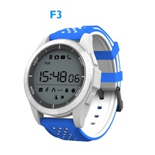 2017 NEW F3 Smart Watch Bracelet IP68 waterproof Smartwatch Outdoor Mode Fitness Tracker Reminder Wearable Devices Hot