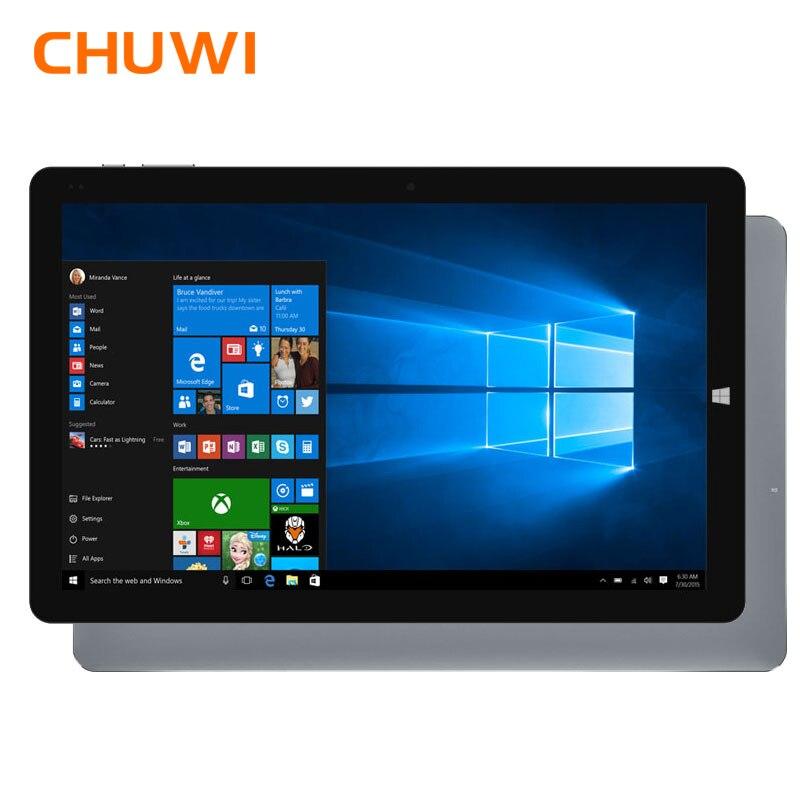 CHUWI Hi10 más 10,8 pulgadas 1920*1280 Tablet PC Dual OS Windows 10 Android 5,1 Quad Core 4 GB RAM 64 GB ROM HDMI tipo C tabletas