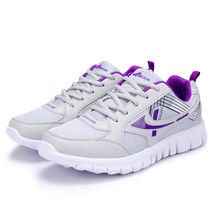 Sneakers women running shoes 2019 new fashion mesh breathabl