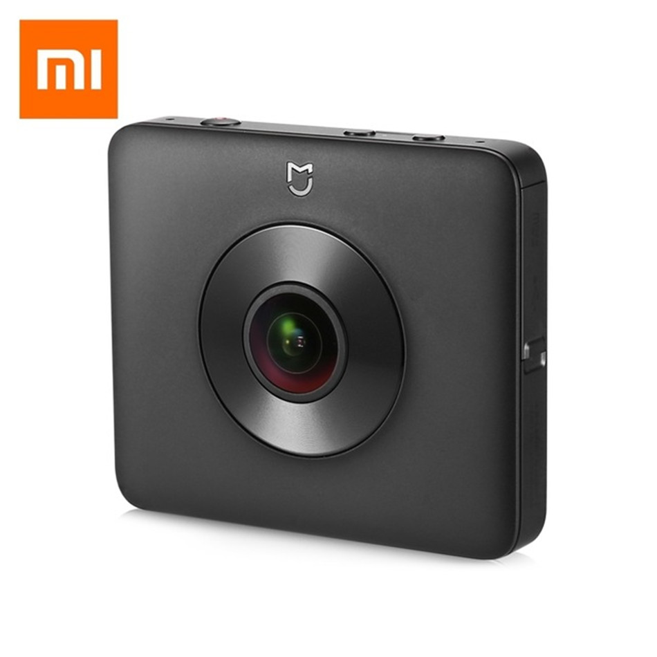 Original Xiaomi Mijia 360 Panoramic font b Camera b font 23 88MP Sensor 3 5K Recording