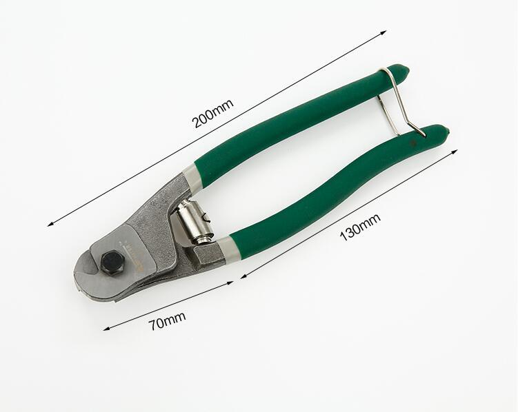 Draht brechen zange 3mm stahldraht seil scher kabel klemmschneider ...