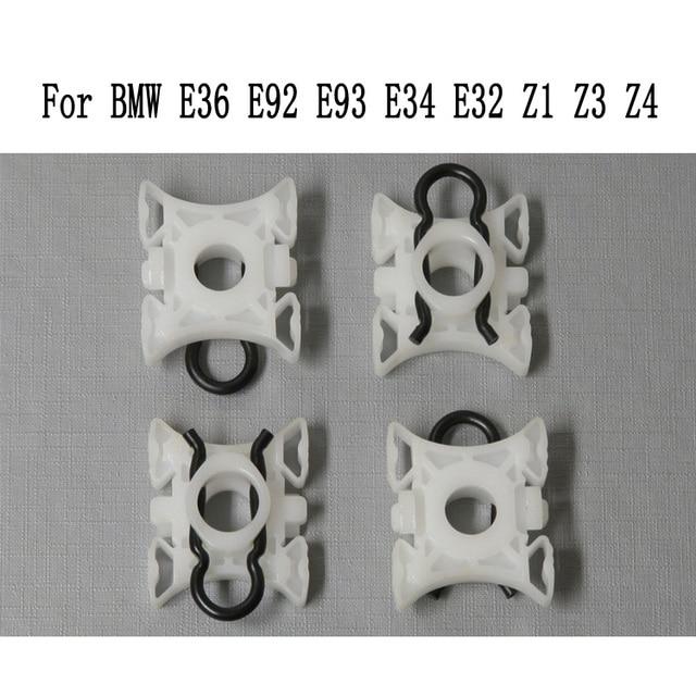 X4 Clips For Bmw E32 E34 E36 E85 E92 Z3 Z4 51321938884 Window
