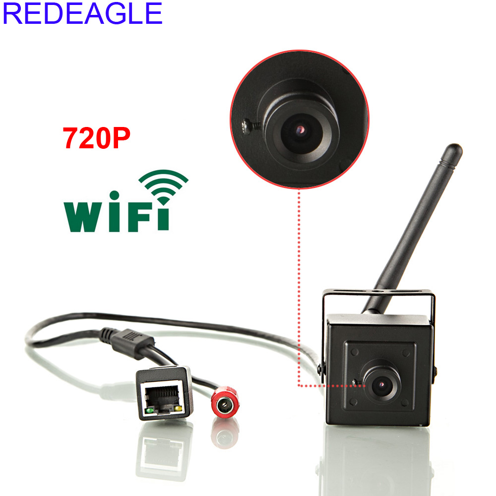 REDEAGLE 720P HD Wireless Wifi Mini BOX IP Camera P2P 1.0MP indoor Home Security Surveillance CamerasREDEAGLE 720P HD Wireless Wifi Mini BOX IP Camera P2P 1.0MP indoor Home Security Surveillance Cameras