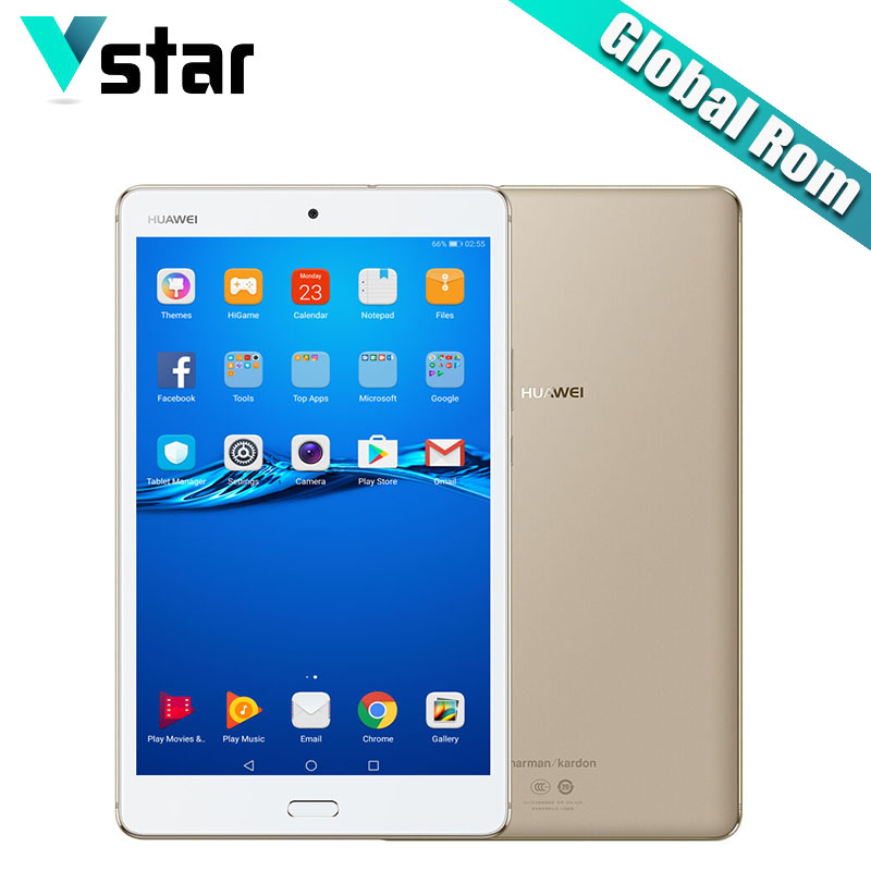 Global ROM Huawei MediaPad M3 Lite 8 0 inch IPS Screen Tablet PC Dual 8 0MP