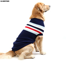 Ganyue Dog Sweater Big Dog Knit Apparel Autumn / Winter Cat Sweaters Pet Dog Clothes Winter Warm Hoody Coat for Puppy Kitten