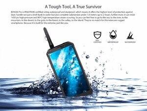 """Image 3 - Blackview BV9500 Pro wodoodporna krótkofalówka Smartphone 6GB RAM 128GB ROM octa core 5.7 """"FHD 18:9 10000mAh bateria telefon komórkowy"""