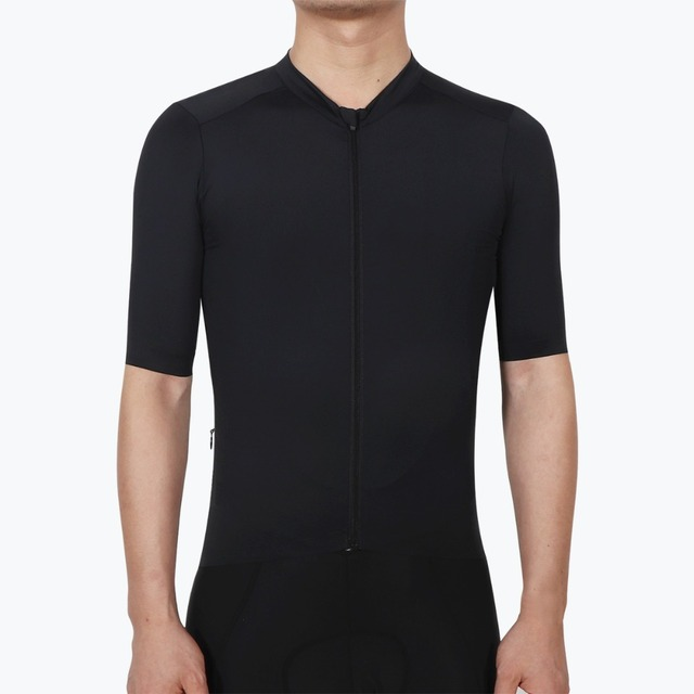 SPEXCEL 2018 New Top Quality black Pro Team aero Short sleeve cycling jersey race fit Unisex Bicycle Wear Maillot Ciclismo