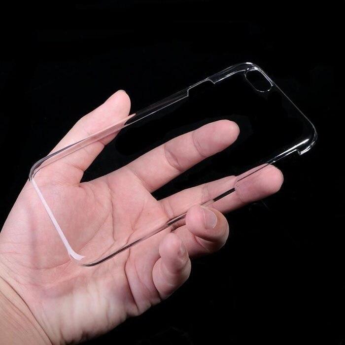 Ultratunn hård plastfodral för iPhone 5 5S SE 6S 6 plus 5C 4 4S PC - Reservdelar och tillbehör för mobiltelefoner - Foto 5