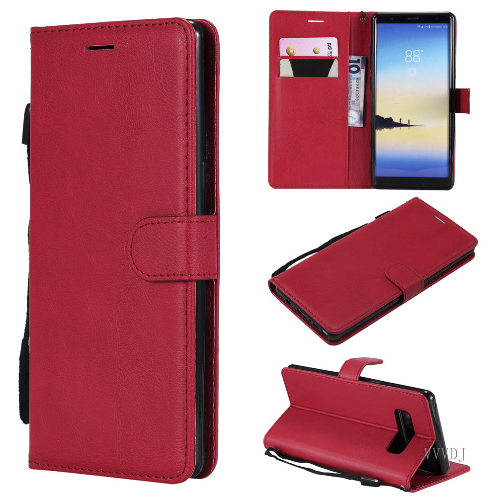 For <font><b>Samsung</b></font> <font><b>Galaxy</b></font> Note8 SM-N9508 SM-N9500 SM-N950F flip Cover for <font><b>samsung</b></font> <font><b>Note</b></font> <font><b>8</b></font> SM-N950FD N950F N950U <font><b>N950N</b></font> N950W phone Cases image