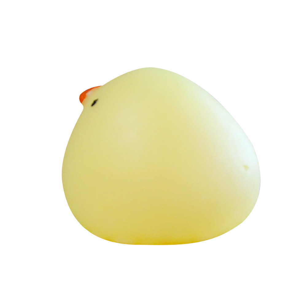 Mini Squishy Cute Yellow Chicks  Abreact Fun Joke Gift Rising Toys  Fun Galaxy Poep Scented Squishy Charm Decompression Toys